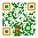 St Patricks Day QR Code