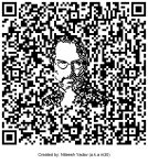 Steve Jobs Tribute QR Code Design